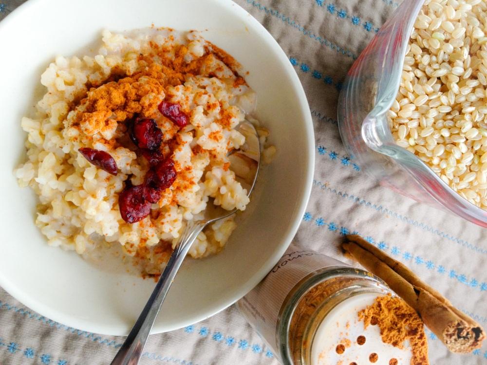 Arroz con Leche - Brown Rice Pudding